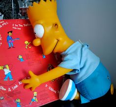 LP- The Simpsons - Bart