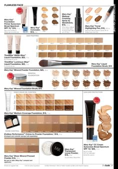 Check out the fabulous things I found in the Mary Kay® eCatalog!