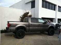 This is my dream truck for remodeling houses, it's a good reliable truck that will hold all my tools and I can pull a trailer if I wanted to.