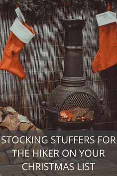 Do you have a hiker on your shopping list this Christmas? Check out these quick and easy stocking stuffer ideas that are perfect for the hiker and adventurer on your list.