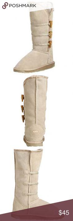 Cushion walk cushion walk mid calf biker zip warm fleece