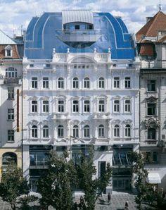 Buďte v centru dění! Darex nabízí komfortní,moderní a reprezentativní sídlo přímo na Václavském náměstí v Praze. Lepší dopravní dostupnost už zkrátka nenajdete! :)