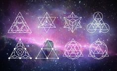 Sacred Geometry Vector Pack -  Designs are based on mathematical ratios and patterns including Phi and the Fibonacci Sequence.