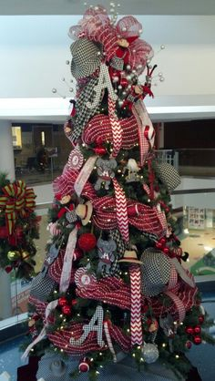 Alabama Christmas Tree