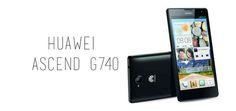 Manuale d'uso italiano Huawei G740 Istruzioni Pdf