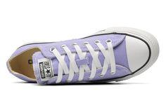Chuck Taylor All Star Ox W Converse (Violet) : livraison gratuite de vos Baskets Chuck Taylor All Star Ox W Converse chez Sarenza