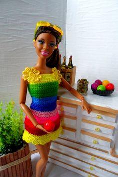 Monster High и другие. Платье для куклы. | VK