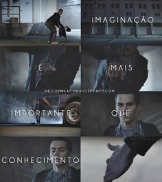 Imagination is more important than knowledge Teen Wolf Memes, Teen Wolf Imagines, Teen Wolf Stiles, Teen Wolf Cast, Dylan O'brien, Wolf Life, Dylan Sprayberry, Stydia, Best Series