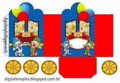 Carrocinha de Pipoca Personalizada - Convites Digitais Simples