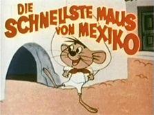 Schnellste Maus von Mexiko