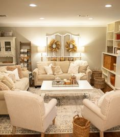 My favorite Family Room space of all time is at Thistlewood Living Room Seating, Cozy Living Rooms, Living Room Interior, Living Room Furniture, Home Furniture, Living Room Decor, Rustic Furniture, Antique Furniture, Cozy Family Rooms