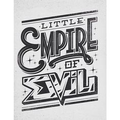 Lettering & Typography Inspiration | From up North
