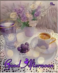 Good Afternoon everyone xxx❤❤❤💌🍀❄🍀 Good Afternoon Quotes, Good Morning Good Night, Good Day, Coffee Gif, Coffee Images, Friday Coffee, Joelle, Happy Friday, Peace And Love