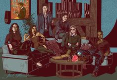 The magicians by aquiles-soir