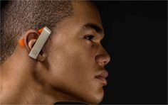 Motorola Earphones on Behance