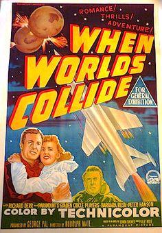When Worlds Collide (1951) via Australia