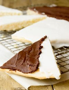 Black and White Cookie Cake - classic NY bakery dessert but better!
