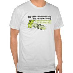 The Celery Incident, Portlandia Tees