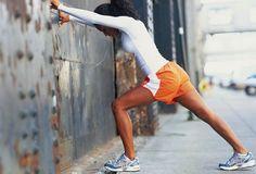 I love to stretch.
