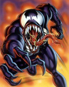 Venom, Marvel Comics