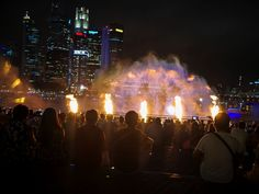 """Fire, Water and Light - The """"Wonder Full"""" Spectacular on the Marina Bay, Singapore (11)"""
