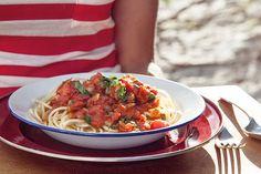 Sicilian Summer spaghetti – Recipes – Bite