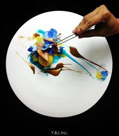 Yann Bernard Lejard - The ChefsTalk Project - #plating #presentation