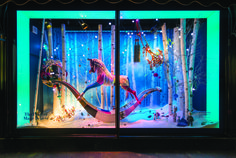 Squint unveils a show-stopping whimsical window display at Harrods ...