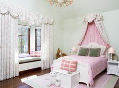 Princess Bedrooms Design, Pictures, Remodel, Decor and Ideas - page 3
