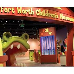 Children's Museum at Museum of Science and History Fort Worth, TX #Kids #Events