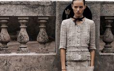Chanel Spring/Summer 2010 - NOIR FAÇADE - The place for fashion editorials.