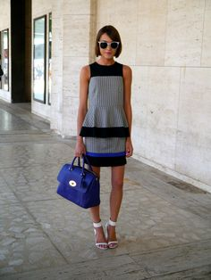 Wearing Tibi for NYFW day 3, read my fashion week diary at http://www.ella-lapetiteanglaise.com
