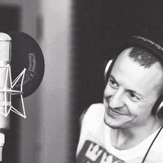 Chester Bennington and his smile :-)