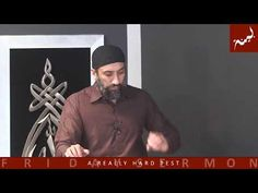 Nouman Ali Khan, Really Hard, Have Faith, The Man, Islamic, Friday, In This Moment, Amazing, Youtube