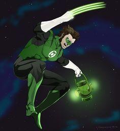 green logan