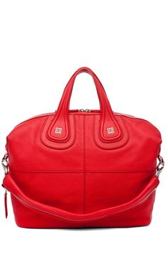 GIVENCHY Nightingale Medium in Red