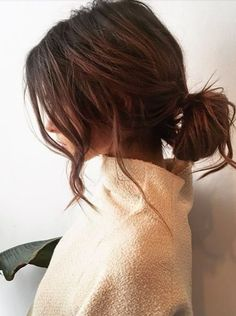 Penteados para disfarçar o aspectos oleoso dos fios