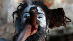 Shivaratri Festival de maconha ---- homenagem Shiva