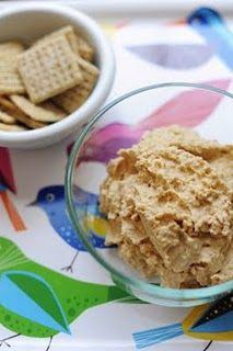 Home Made Hummus.  LOVE hummus, so I'll have to try this. On the dr. Oz they proved that tahini can boost your immune system and help during flu season.