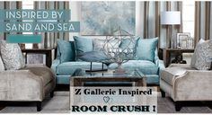 Room Crush – Inspired by Sand and Sea | Setting for Four