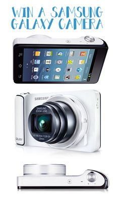 Win a Samsung Galaxy Camera *Contest Closes on Oct 20* http://free.ca/contests/win-a-samsung-galaxy-camera/ #Camera #Samsung #Contest