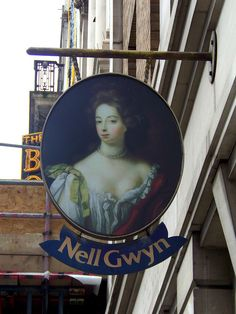 The Nell Gwyn Pub, London