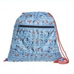 Kidsdotravel - Tyrrell Katz Footie Kit Bag