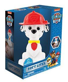 Tech4Kids Paw Patrol Soft Lites Toy