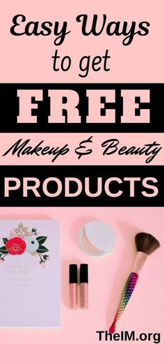 Do you want to get free makeup samples for free.This post lists seven simple ways to get free makeup products directly to your home without much effor Free Beauty Samples, Free Makeup Samples, Free Samples, Mac Samples, Makeup Kit, Makeup Products, 50s Makeup, Beauty Products, Mermaid Makeup