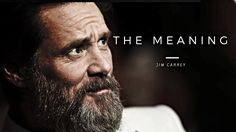 """Jim Carrey explains his """"why try"""" and tells us what motivates him. A great video for the Motivation Formula. Jim Carrey, Leadership, Why Try, Insightful Quotes, Motivational Videos, Spiritual Awakening, Wisdom Quotes, Comedians, Meant To Be"""
