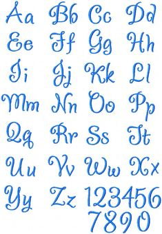 Cute+Alphabet+Fonts | Baby boy font - Cute Alphabets - Embroidery Fonts - HD Wallpapers