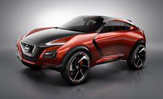Nissan Juke e-Power Concept: A solução híbrida!