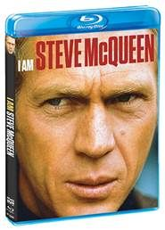 I Am Steve McQueen. Blu-Ray of upcoming Spike TV Documentary.   Review coming soon to AndersonVision.