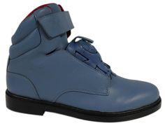 fd381e3d4069 Puma Mihara Yasuhiro My 78 Mens Disc Brogue Boots Shoes Blue 357081 02 M11